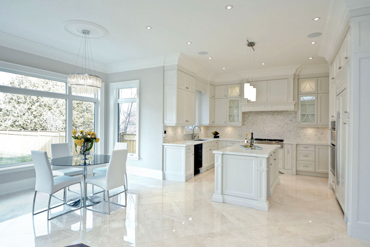 Interior Design Services | S&Y Custom Home Design and Renovation